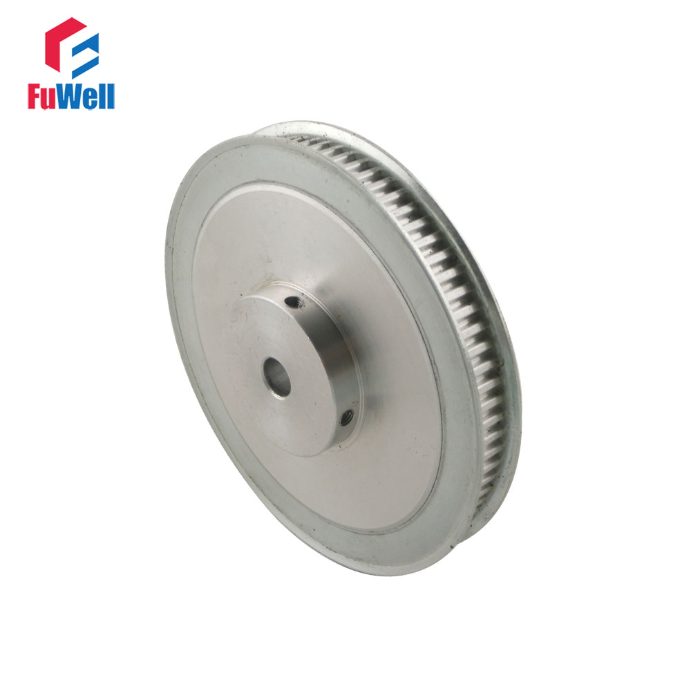 XL Type 70T Timing Pulley 10/12mm Inner Bore 5.08mm Teeth Pitch 11mm Belt Width 70Teeth Aluminum Alloy Timing Belt Pulley купить недорого в Москве