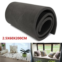 High Density Firm Rubber Foam Sheet Premium Seats Cushion Upholstery