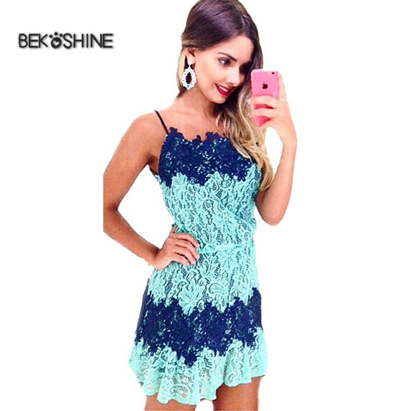 Голубое обтягивающее платье до колен