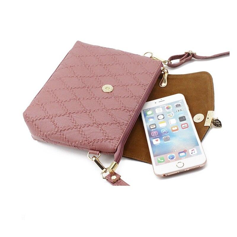 ... Small Handbags women leather Shoulder mini bag Crossbody bag Sac a Main  Femme Ladies Messenger Bag Long Strap Female Clutch. Previous. Next 6ae7069b89514