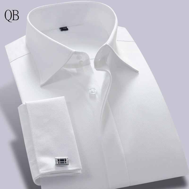 White shirt for cufflinks artee shirt Buy white dress shirt