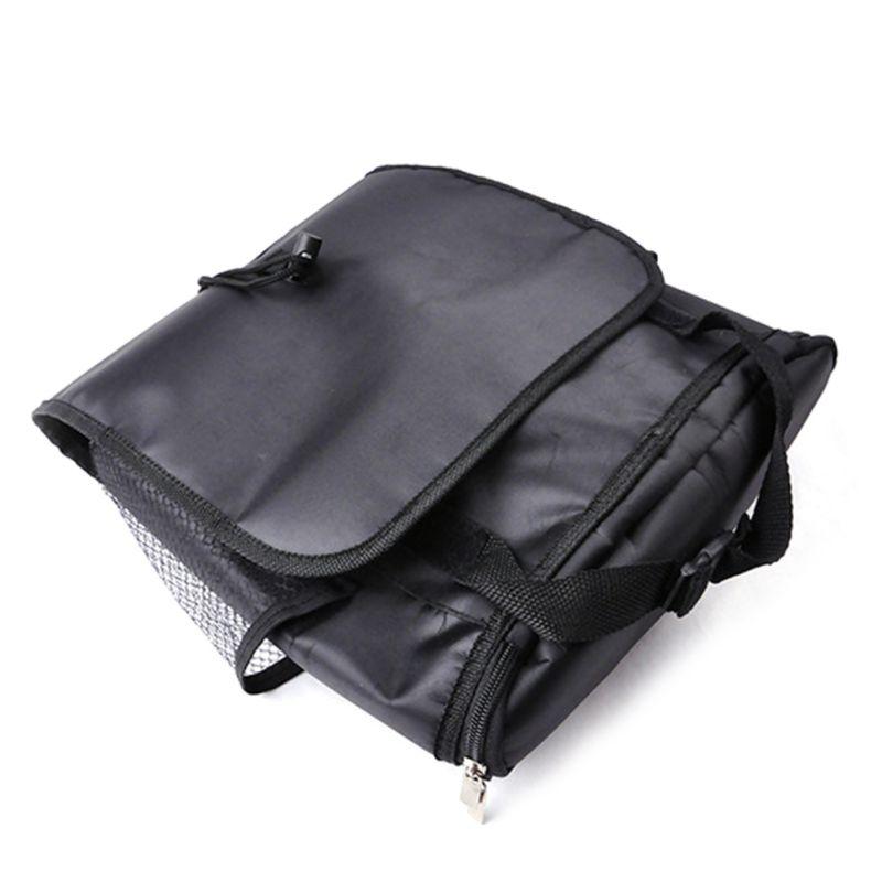 Organizer Car Seat Basket Stowing Tidying Bag Insulated Food Storage Holder Case
