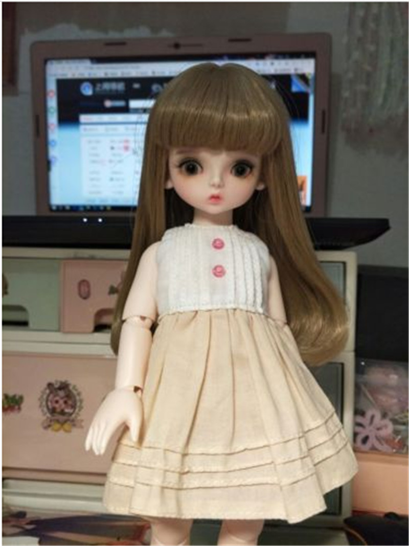 SuDoll 1/6 bjd doll baby mayo girl resin dolls free eyes high quality uncle 1 3 1 4 1 6 doll accessories for bjd sd bjd eyelashes for doll 1 pair tx 03