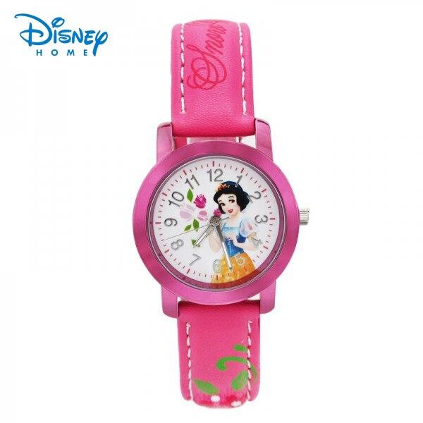 100% Genuine Disney watch snow white Watches girls Fashion Women Quartz Watch Casual Watch Women relogio masculino 90315-3