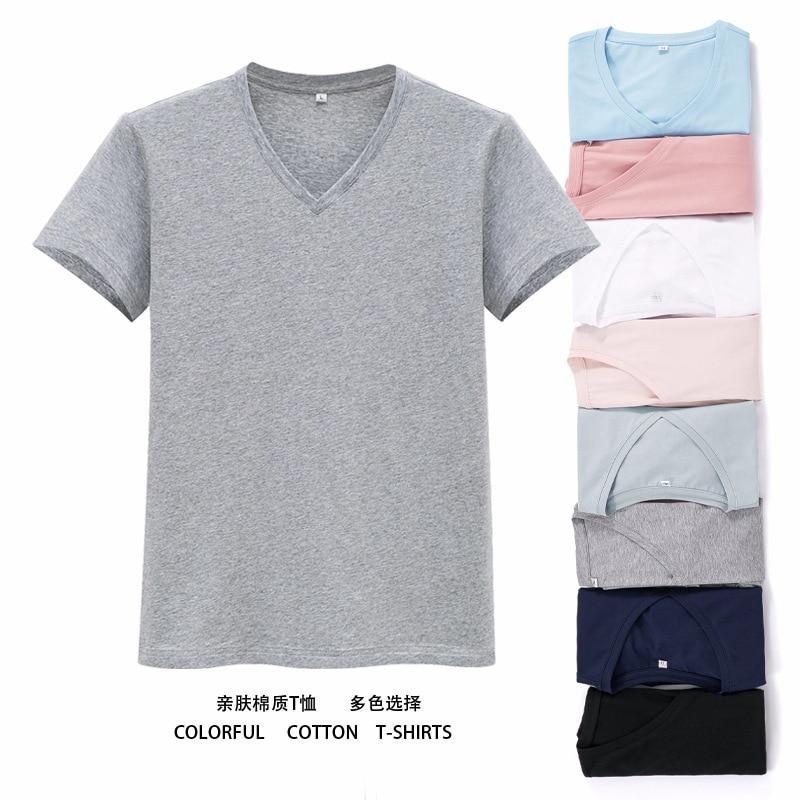 Summer Fashion tshirts Brand mens Clothing Tshirt Men Slim Fit Short Sleeve tees T shirts Shirt homme Men Top Casual T-Shirts