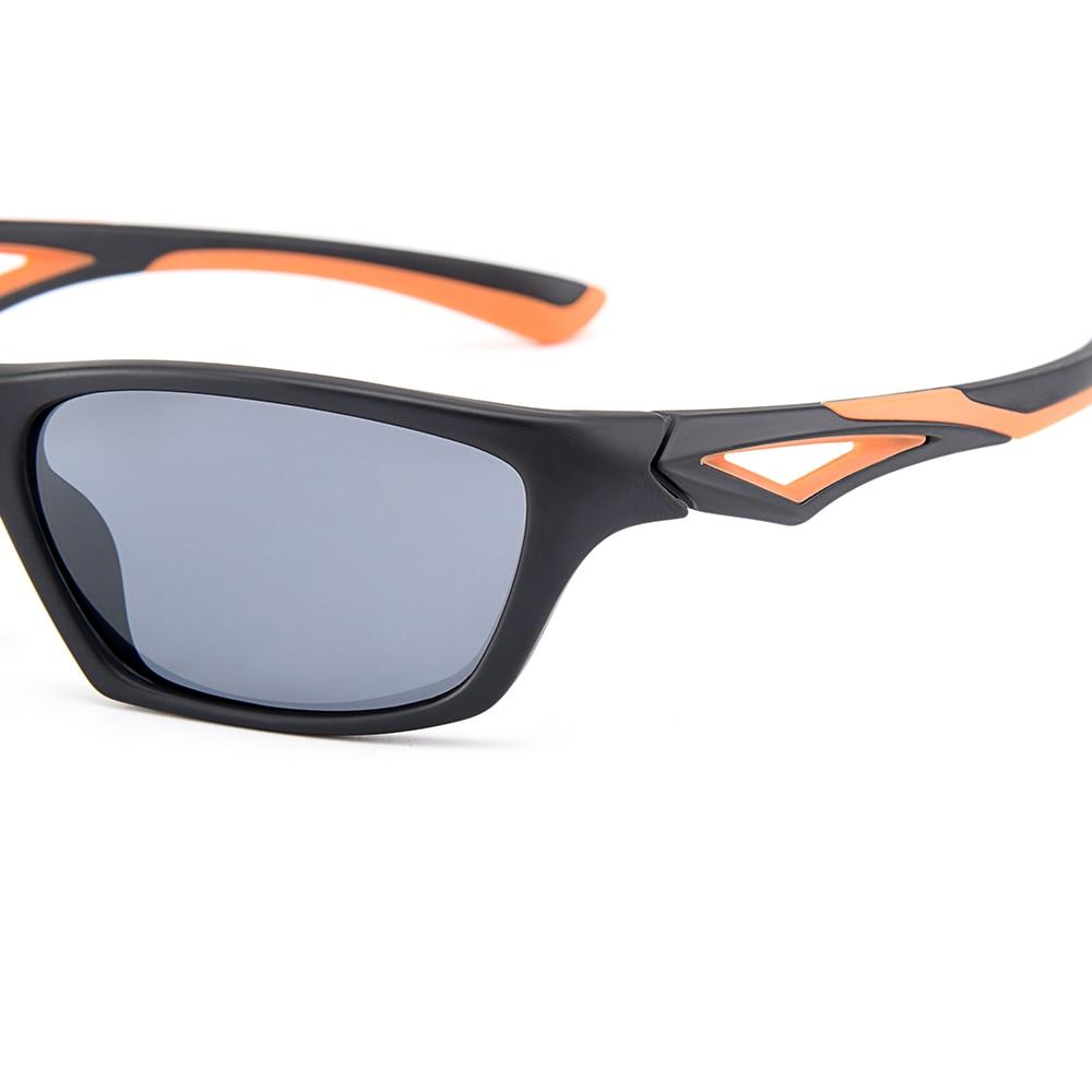 Baonong модные детские солнцезащитные очки Брендовая дизайнерская обувь Сверхлегкий Пластик Титан полный обод поляризованные Рыбалка солнце...