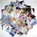 8*(42x29cm)NEW BTS WINGS Posters Wall Stickers Gift Bangtan Boys