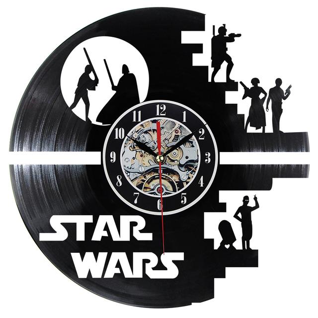 Horloge murale Star Wars