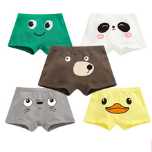 hot deal buy boys boxer briefs toddler girls underwear panties cartoon cotton child girl panty baby accessories underwear for toddlers girls