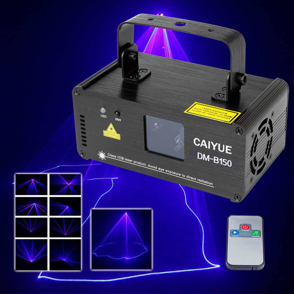 IR Remote DMX512 150mw Blue Laser Scanner DJ Disco Beam Stage Lighting Effect Blue Laser Projector illumination Show Light беспроводная акустика interstep sbs 150 funnybunny blue is ls sbs150blu 000b201