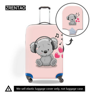 cute suitcase covers
