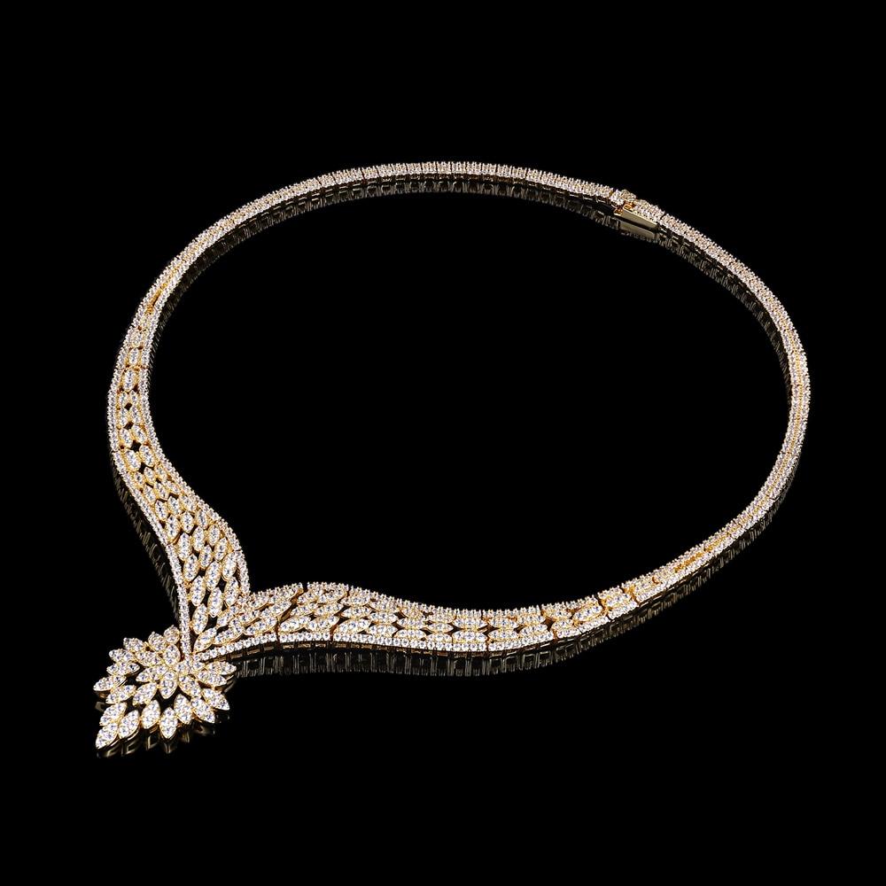Sistemas de la joyería fina de la boda para las mujeres Exclusivo - Bisutería - foto 2