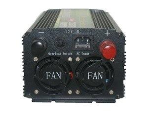 Автоматический переключатель инвертора 12 в пост. Тока, 1,5 кВт, 3000 Вт с зарядным устройством, Тайваньские модели, бесплатная доставка