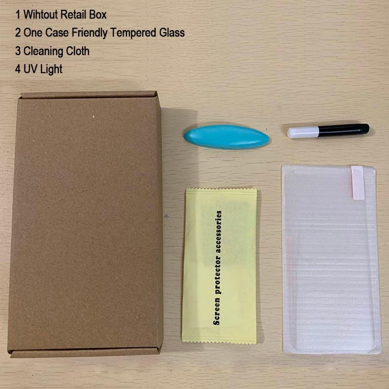 Image 5 - Ультрафиолетовый жидкий изогнутый полный клей покрытие закаленное стекло для Samsung Galaxy S8 S9 S10 Plus Note 8 9 10 Plus S10e Защитная пленка для экрана-in Защитные стёкла и плёнки from Мобильные телефоны и телекоммуникации