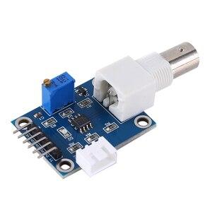 Image 4 - Sensor de ph para arduino líquido PH0 14, módulo sensor de detecção de valor + ph sonda para eletrodo bnc avr stm32 51