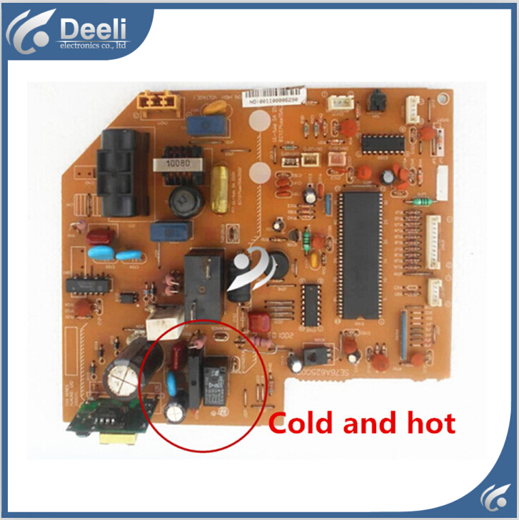 95% new good working for air conditioning motherboard SE76A625G02 pc board on sale 95% new good working for daikin air conditioning ry125dqy3c motherboard computer board ec0435 5 horses outside board on sale