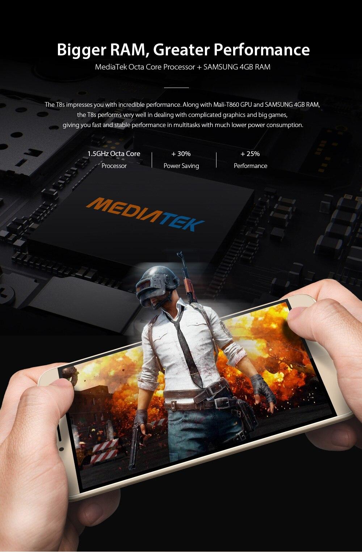 Phone RAM discount T8s 3