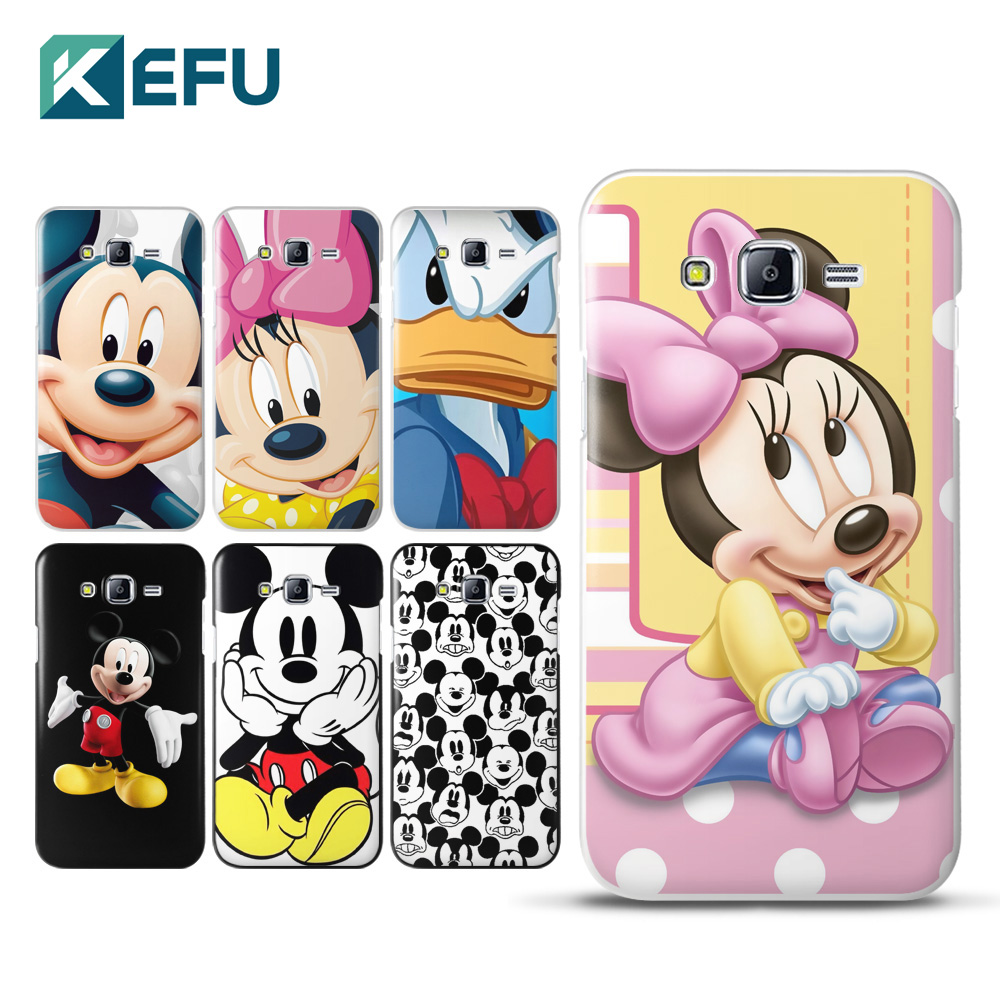 2016 Mickey Mouse Phone Cases For Samsung Galaxy S7 Edge Case C900 C9 Minnie Hard Pc Cover Wholesale