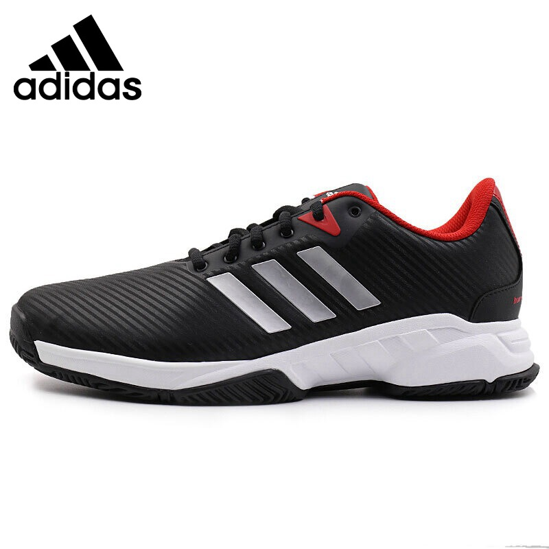 Original New Arrival 2018 Adidas barricade court 3 Men's Tennis Shoes Sneakers наушники philips sbchl145 10 white page 1