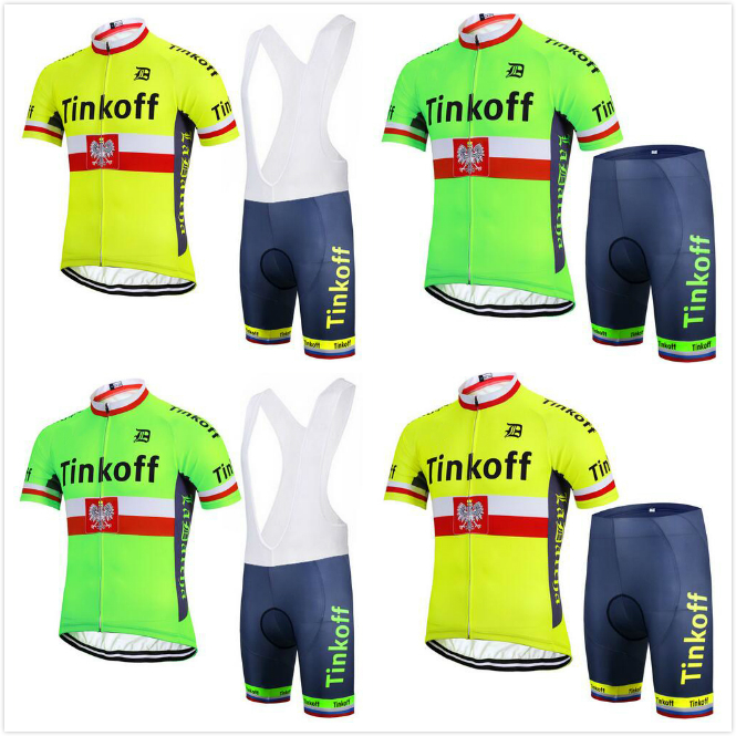 UCI 2018 Tinkoff saxo bank men's short sleeve cycling jersey kit ropa ciclismo bicycle MTB bike clothes cycle bib shorts set tinkoff saxo bank cycling jersey ropa clismo hombre abbigliamento ciclismo men s cycling clothing mtb bike maillot ciclismo d001
