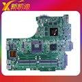 Гарантия Оригинал для Asus N53S N53SN N53SM N53SV Rev 2.2 или 2.0 2 RAM GT540M 1 Г ноутбук материнская плата mainboard