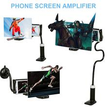 Mobile Phone HD Projection Bracket Adjustable Flexible All Angles Cellphone Stand Holder Screen Magnifier Support Dropship