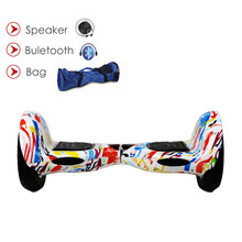 SM battery self balance electric scooter standing drift board 2 wheels electric hoverboard body feeling twisting skateboard