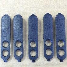 50 pz/lotto solo PTT blocco per motorola XIR P3688 DEP450 DP1400 ecc walkie talkie
