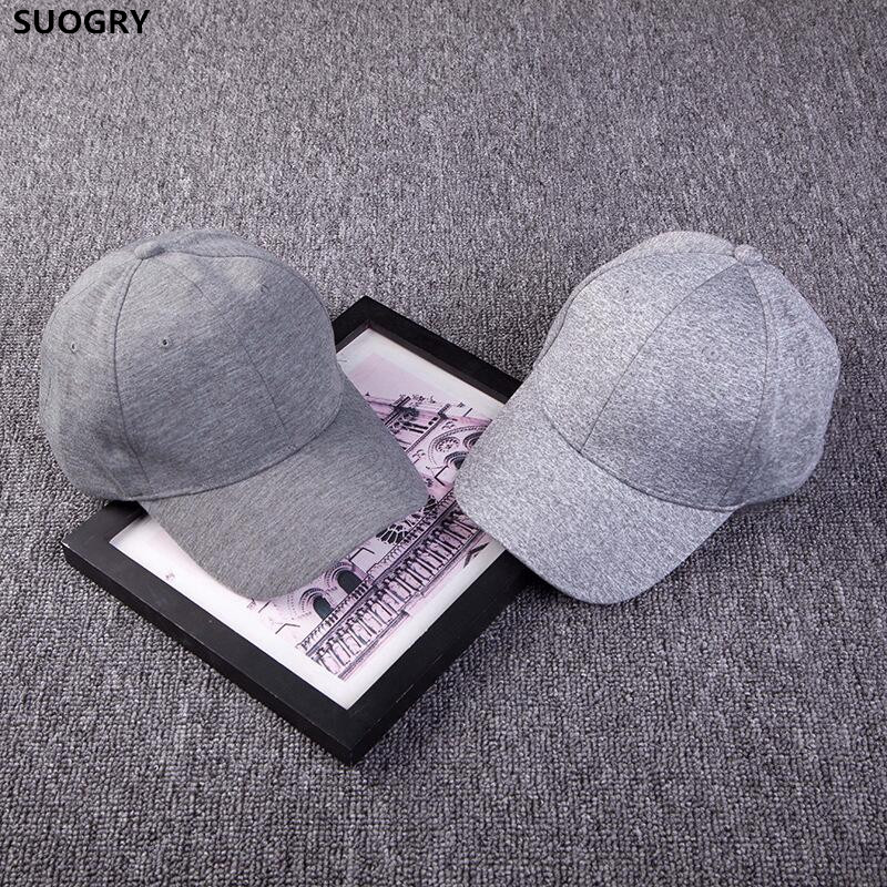 Brand SUOGRY Autumn Winter Keep Warm Snapback Bone Men Women Baseball Caps Hats Cap Simpl Color Grey Woolen aetrue winter beanies men scarf knitted hat caps mask gorras bonnet warm baggy winter hats for men women skullies beanies hats