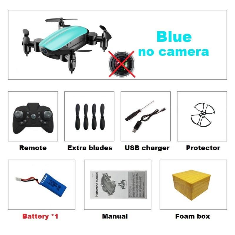 Blue No Cam 1B F