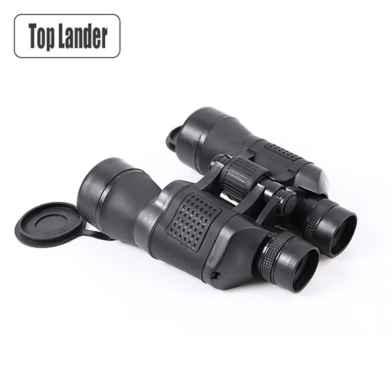 Powerful Binocular for Hunting Russian Military 10x50 Waterproof High Power Zoom Optical Professional Binoculars Night Vision tochung binoculars 10x50 professional hunting telescope military zoom binoculars high powerful waterproof binoculars for sale