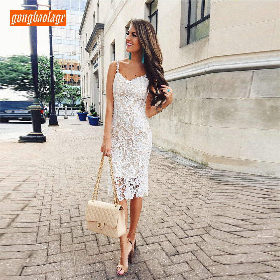 Charming Girl Lace Short   Prom     Dresses   Women 2019 ever pretty   Prom     Dresses   Lady Knee Length Slim Fit Sexy Club Evening Party Gown