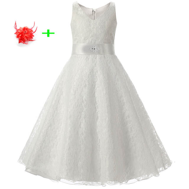 f624ba7bb36 placeholder 8 to 15 year old children clothing a-line princess knee-length  flower