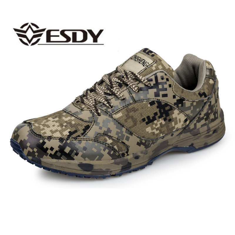 Spring Summer Tactical Military Combat Boots Camouflage Wearable Breathable Men s Shoes Men Army Desert Boots