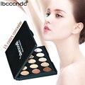 Ibcccndc Professional 15 Colors Concealer Palette Contour Palettes Camouflage Face Primer Cream Contouring Makeup Base Corrector