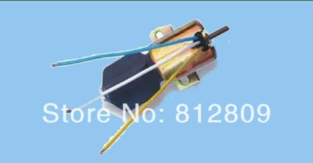 Wholesale 1756ES-12E3ULB1S5 Fuel Shutdown Solenoid Valve , Excavator R200-5E new rotation solenoid valve kwe5k 31 g24ya50 for excavator sk200 6e
