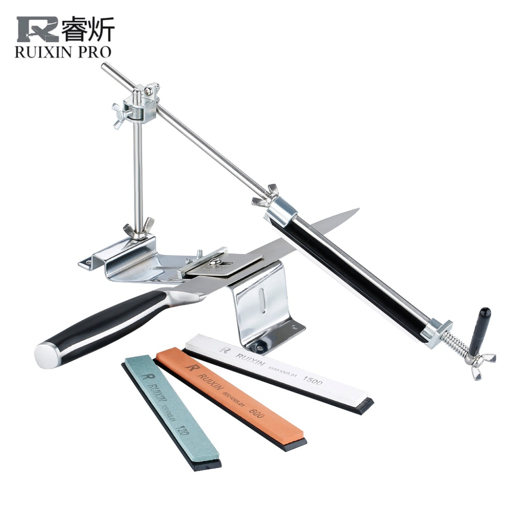 ruixin pro Knife Sharpener Professional All Iron Steel