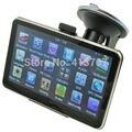 "5 ""Pulgadas de Coches de Navegación GPS Sat Nav 4 GB Transmisor FM Paquete Libre Nuevo Mapa Multi-idiomas"