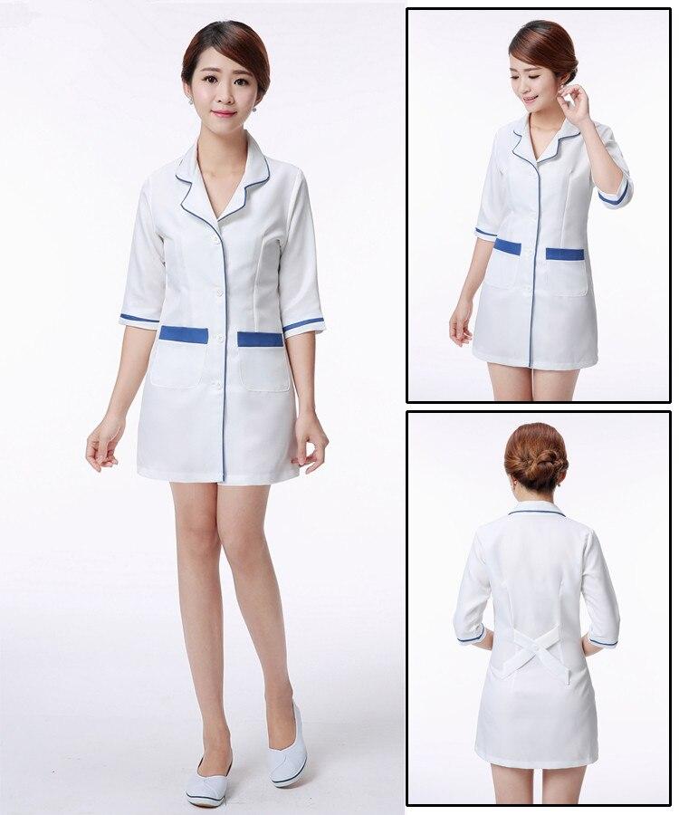 169new medical uniforms �� hospital hospital lab coat korea