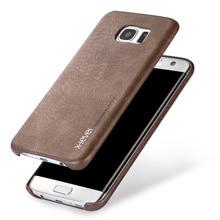 Новый Кожаный Чехол Для Телефона Для Samsung Galaxy S7 S7 края ультра тонкий Защитная Крышка Для Samsung S7 крайний Случай Оригинальный Luxur