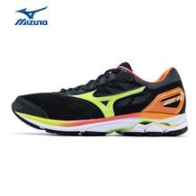 Mizuno Для мужчин Wave Rider 21 Кроссовки osaka марафон версия Спортивная обувь Подушки дышащие спортивные Обувь j1gc180844 xyp604