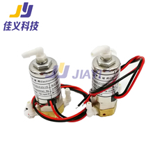 High Quality!!! 5.5W JYY Solenoid Valve 24V for Xuli/Crystal-Jet/Infinite Inkjet printer стоимость
