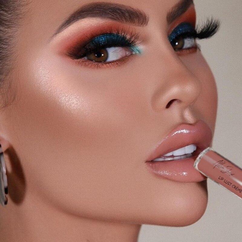 12 Colors Sexy Glitter Shimmer Liquid Lipstick Lip Gloss Moisturizer Lip stick Waterproof Tint Beauty Cosmetic Makeup Tool 4