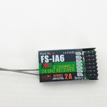 AFHDS 2A Frysky FS – iA6 6 Channel Receiver Park Fly FS-iA6 For Fixed wing Glider RC Helicopter