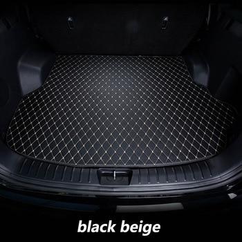 kalaisike Custom car trunk mats for Mercedes Benz all models E C ML GLA GLE GLK GL CLA CLS S R A B CLK SLK G GLS GLC vito viano 1