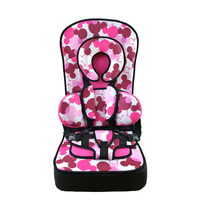 Breathable Protection Kid Car Seat Universal Thicken Type Baby Safety Seat Portable Safety Seat In Car