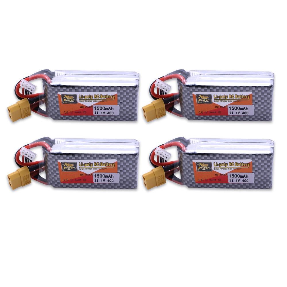 Original 4 40c De Rc V Unidslote S Xt60t Enchufe 11 Para 1 Mah Racing 3 1500 Batería Conector 9WDIEH2
