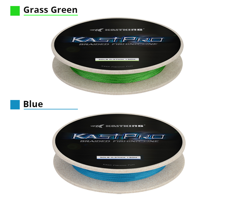 KastPro CN 150m Grass Green PC--Details (11)