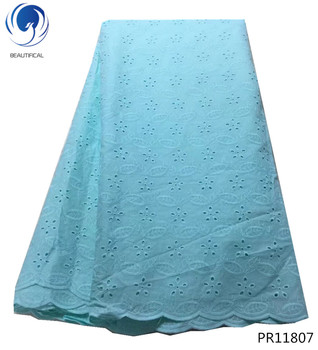 BEAUTIFICAL voile swiss lace free shipping african swiss lace fabric high quality laces cheap price fabric 5 yards/lot PR118