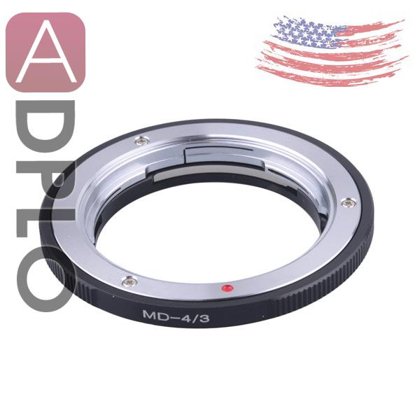 Pixco Lens Adapter Works For MD-OM4/3 Camera